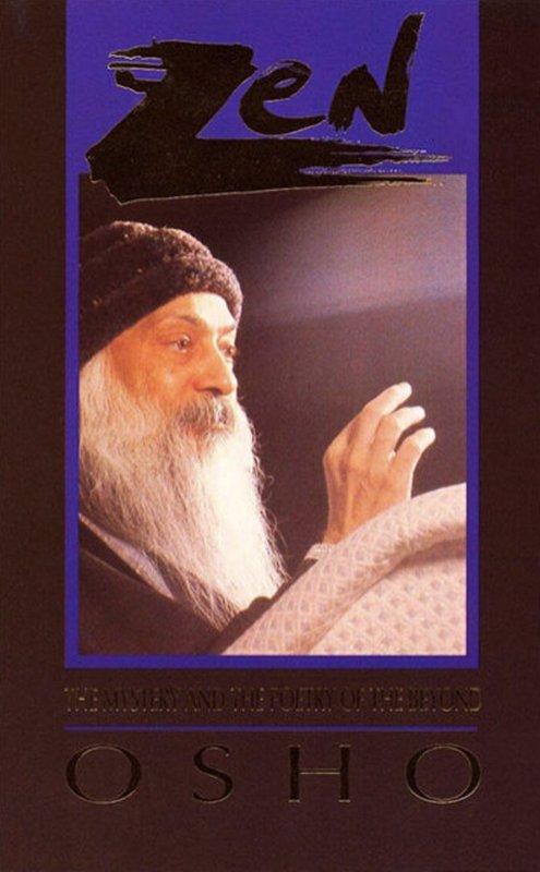 De voorkant van het boek met de titel : Zen