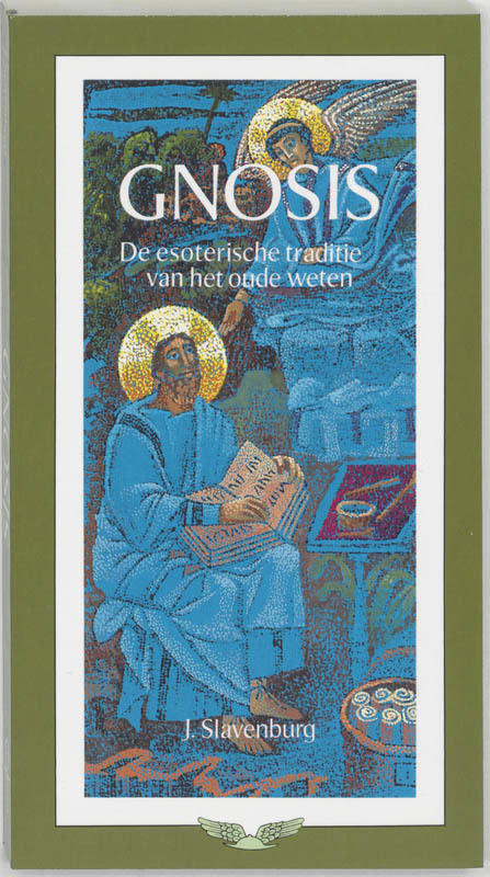 De voorkant van het boek met de titel : Gnosis