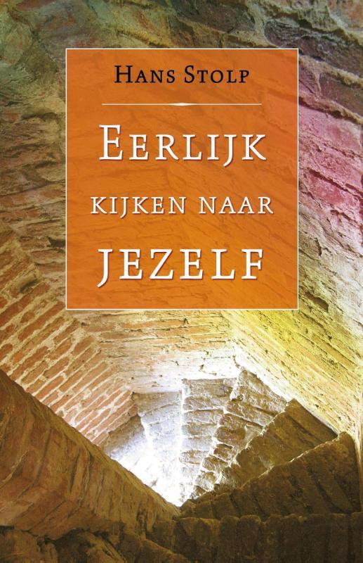 De voorkant van het boek met de titel : Eerlijk kijken naar jezelf