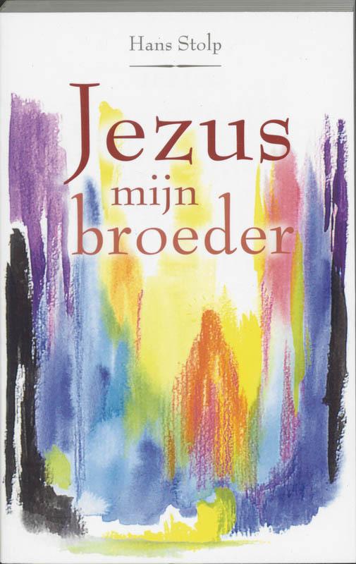 De voorkant van het boek met de titel : Jezus, mijn broeder