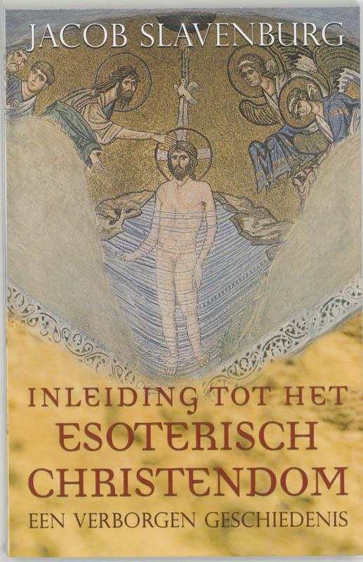 De voorkant van het boek met de titel : Inleiding tot het esoterisch christendom