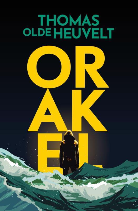 De voorkant van het boek met de titel : Orakel