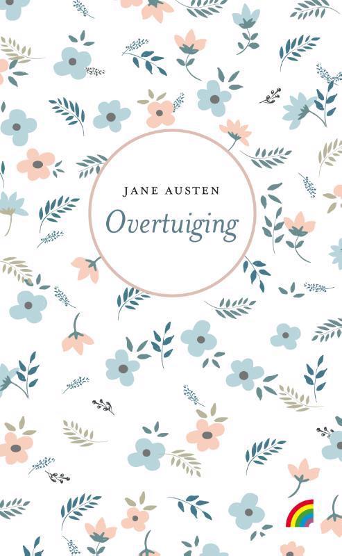 De voorkant van het boek met de titel : Overtuiging