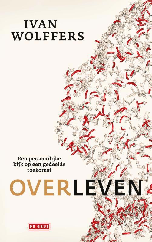 De voorkant van het boek met de titel : Overleven