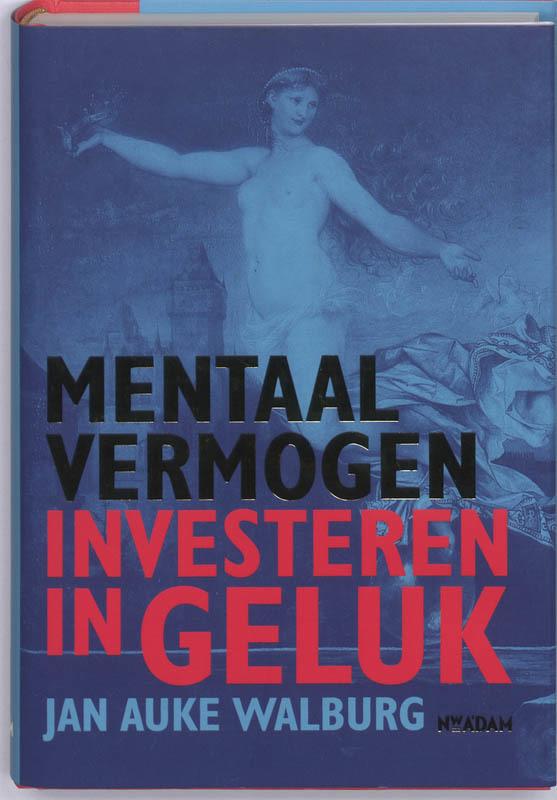 De voorkant van het boek met de titel : Mentaal vermogen