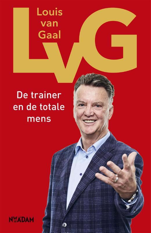 De voorkant van het boek met de titel : LvG