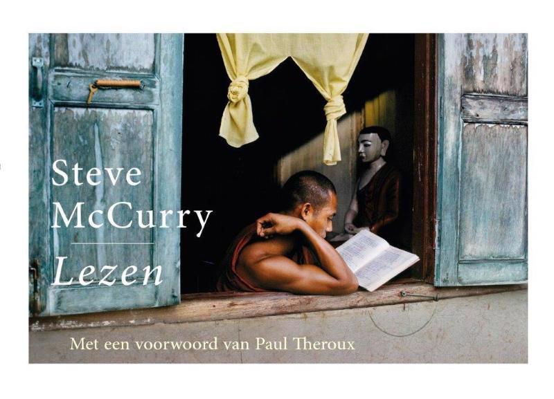 De voorkant van het boek met de titel : Lezen