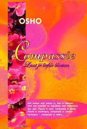 De voorkant van het boek met de titel : Compassie