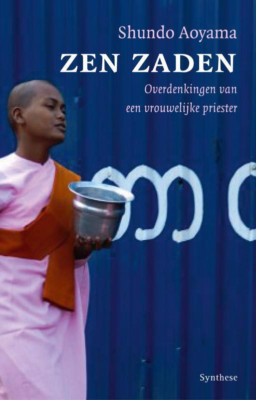 De voorkant van het boek met de titel : Zen Zaden