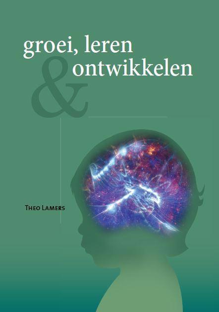 De voorkant van het boek met de titel : Groei, leren en ontwikkelen