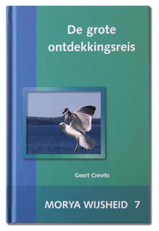 De voorkant van het boek met de titel : De grote ontdekkingsreis