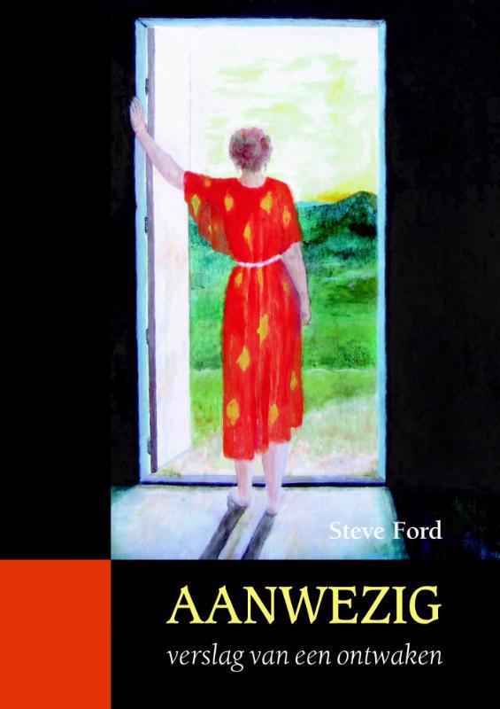 De voorkant van het boek met de titel : Aanwezig