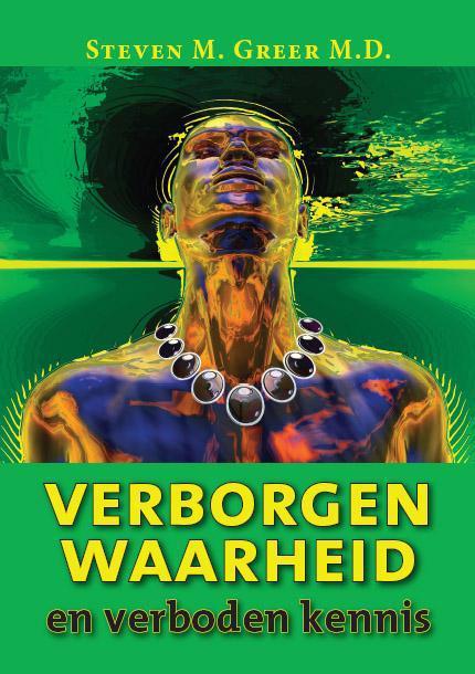 De voorkant van het boek met de titel : Verborgen waarheid en verboden kennis