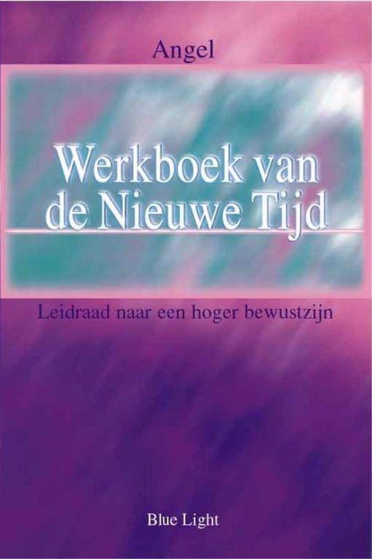 De voorkant van het boek met de titel : Werkboek van de Nieuwe Tijd