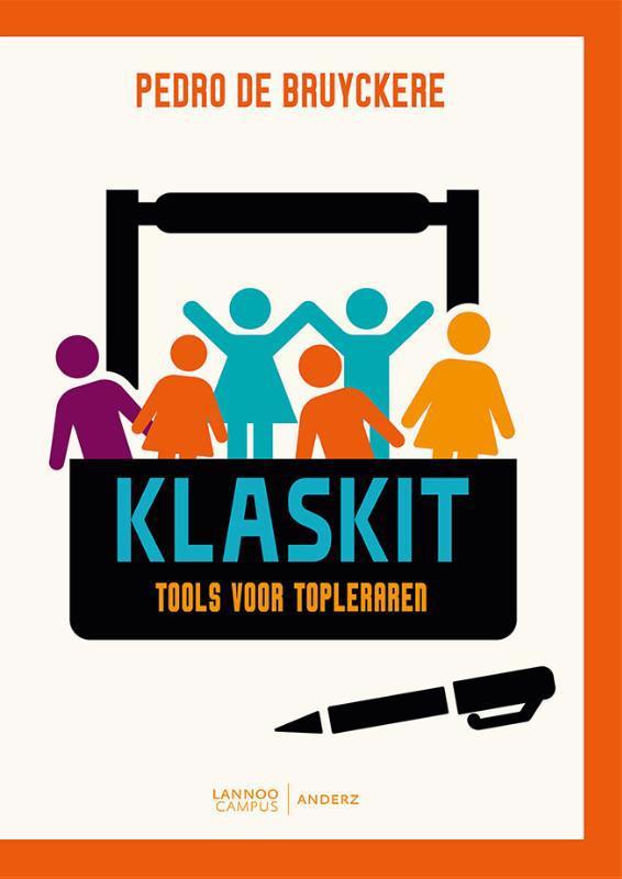 De voorkant van het boek met de titel : Klaskit