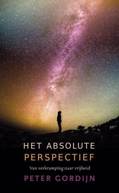 De voorkant van het boek met de titel : Het absolute perspectief