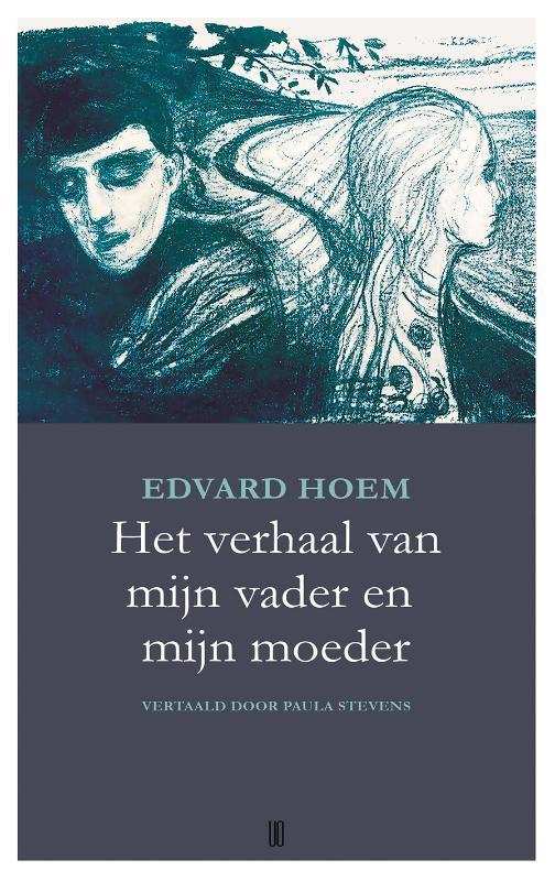 De voorkant van het boek met de titel : Het verhaal van mijn vader en mijn moeder