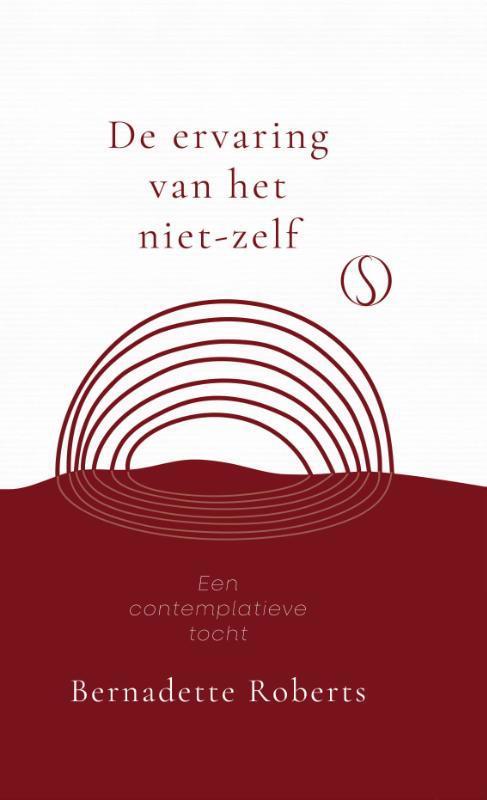 De voorkant van het boek met de titel : De ervaring van het niet-zelf