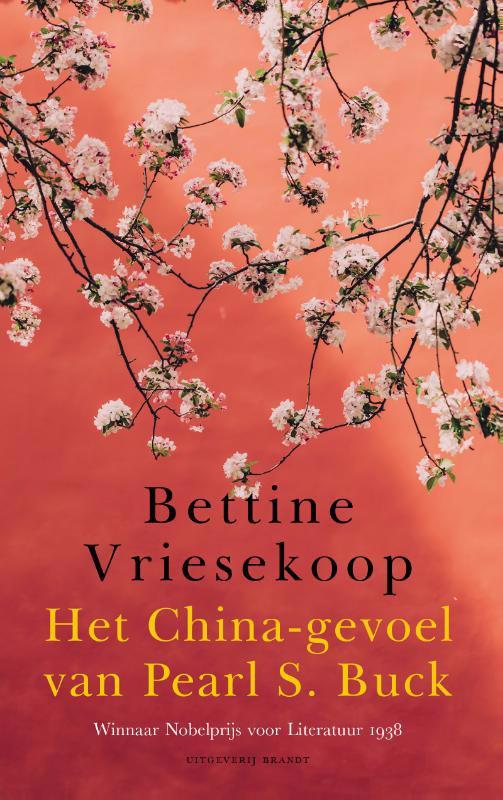 De voorkant van het boek met de titel : Het China-gevoel van Pearl S. Buck
